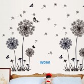 Wall sticker-Dandelion