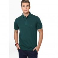 Men's Dark Green T Shirt