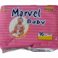 Marvel Baby Diapers Small