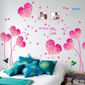 Wall sticker-Love Hearts