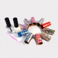 FAB Foils 13piece Nail Art Kit