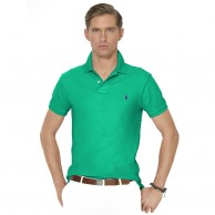 Green Classic Men's T Shirt