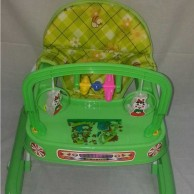 Baby walker with music Green