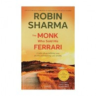 The Monk Who Sold His Ferrari C320105