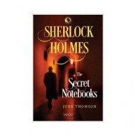 Sherlock Holmes The Secret Notebooks C320485