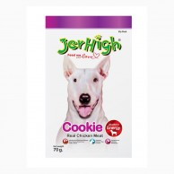 Jerhigh Chicken Cookie Dog Snacks 70g COOKIE70