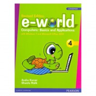 E-World-4 Revised Edition Computers Basics And Applications B060615