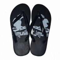 Casual Slipper For Men Black
