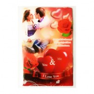 Valentine's Day Greeting Card AFVA1153