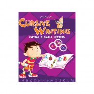 Dhingra's Cursive Writing Abc Capital & Simple Letters B510205