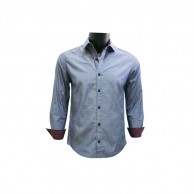 Men's Shirt Blue CPSF0025LS45