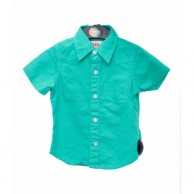 Plain Shirt Boys - Green