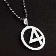 Fantastic Four Necklace