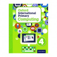 Oxford International Primary Computing-4 B180768