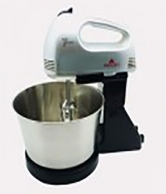 Bright Hand Mixer With Bowl (BR-1519)