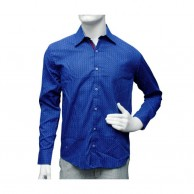 Road F Blue Colour Shirt