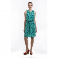 Multicolor Dress AVDR101532