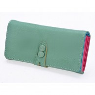 New Fashion Ladies Wallet PU Leather