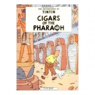 TINTIN and Cigars of the Pharoah B590001