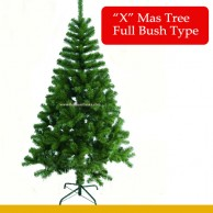 Item X Mas tree full bush 6 feet