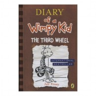Diary of a Wimpy Kid The Third Wheel D490009