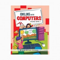 Online With Computers Book-1 with CD D110226
