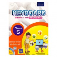 Keyboard Class-5 Windows 7 & Ms Office 2013 B031825