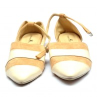 White Casual Flat Shoes for Women