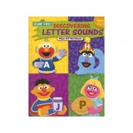 Sesame Street Letter Sounds Age 2 To 4 D780290