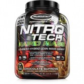 Nitro tech rapid mass supplement