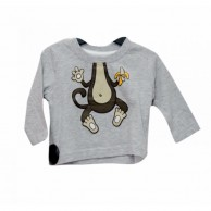 Cartoon Designed Boys T-shirt