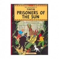 Tintin Prisoners Of The Sun B590014