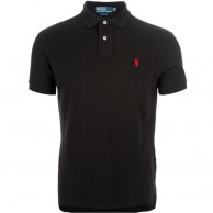 Men's Black Classic T Shirt