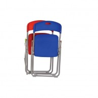 Plastic Folding Chairs Solid Plastic Heavy Duty