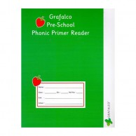 Grafalco Pre-School Phonic Primer Reader B470534