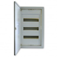 Metal Door Type 36 Way Enclosure MP064
