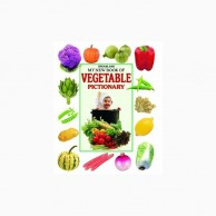 My New Book Of Vegetable PICTionary B430177