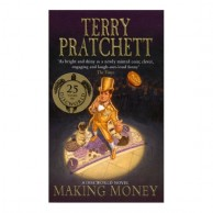Making Money Discworld Novel J270147