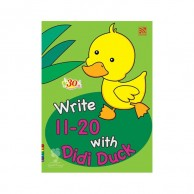 Write 11-20 With Didi Duck J120048