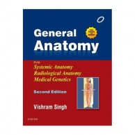 General Anatomy 2e With Systemic  Anatomy Radiological Anatomy Medical Genetics A200432