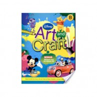 Disney Art And Craft B with CD B060517