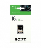 sony sdhc card 16gb