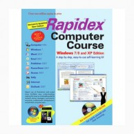 Rapidex Computer Course - English - Windows Vista/Office 2007 Ed B540025