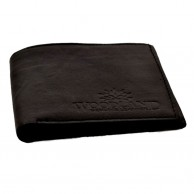 Woodland Black Leather Wallet