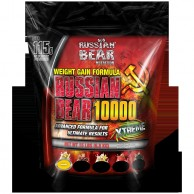 Russian Bear 10000 Weight Gainer 15lb suppliment