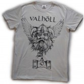 Valholl Men's White T-Shirt