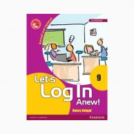 Let's Log In Anew -9 Revised Edition B060069