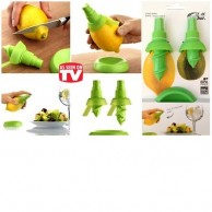 Set of 2 Creative Lemon/Lime Juice Sprayers - BPA FREE