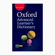 New Oxford Advanced Learner Dictionary-9E with CD Hard Cover B031850
