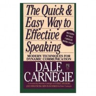 The Quick and Easy Way To Effective Speaking D540078